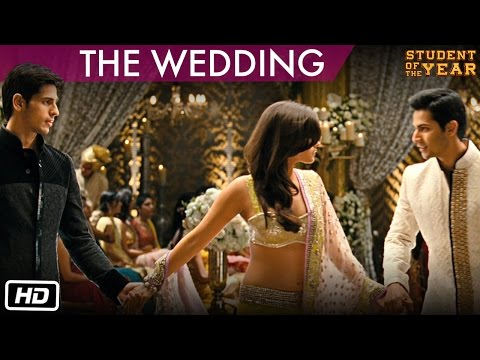 The Wedding - Student Of The Year - Sidharth Malhotra, Alia Bhatt & Varun Dhawan