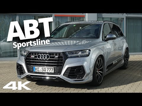 ABT SQ7 | Showroom And Daily Drivers