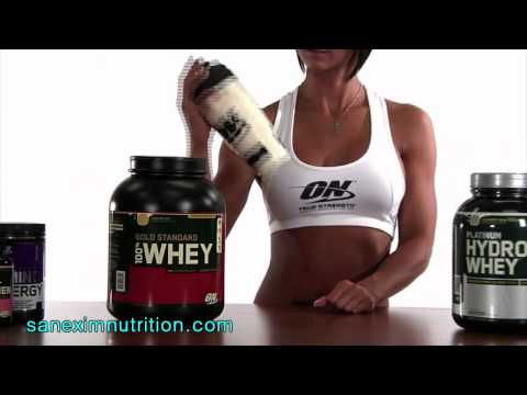 Proteína ON - Gold Standar - Whey Gold ON