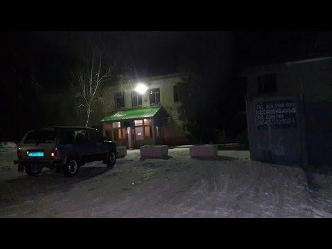 Парковка только для \провокаторов\ и \ментов\ в Лысых Горах - DomaVideo.Ru