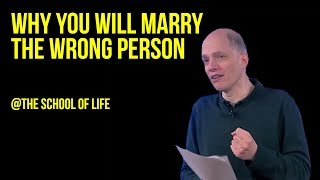 Video Why You Will Marry the Wrong Person MP3, 3GP, MP4, WEBM, AVI, FLV September 2019