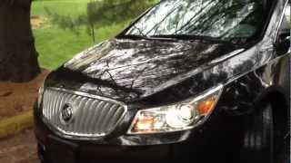 2012 Buick LaCrosse Touring Review, Walk Around, Start Up&Rev, Test Drive