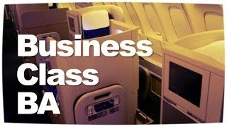 British Airways Business Class BA's Club World Bangkok - London Reviewed