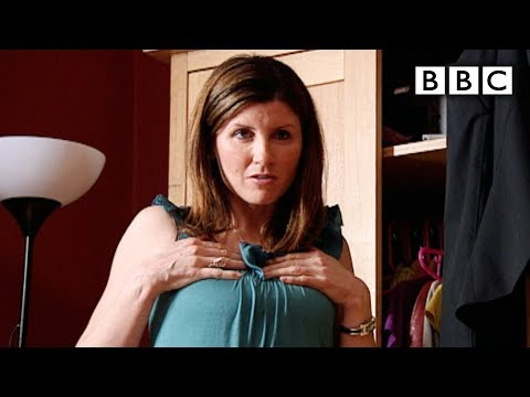 Sticky Outy Nipples | Pulling - BBC