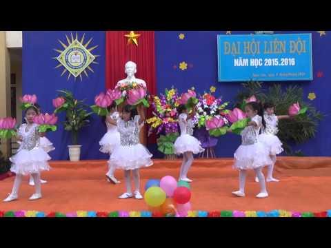 Đại Hội liên đội (Video 1): Phút truyền thống Đội