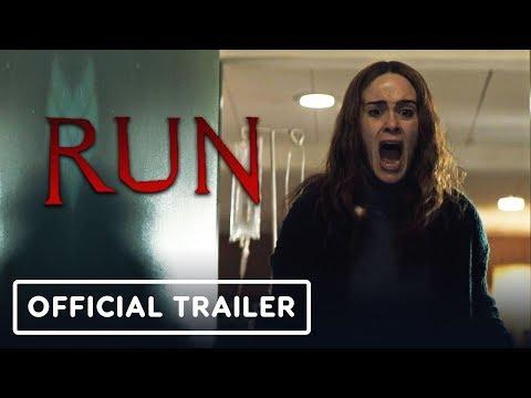 Run - Official Trailer (2020) Sarah Paulson, Kiera Allen