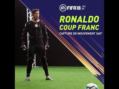 Vidéo 360° Coup Franc Ronaldo  de FIFA 18