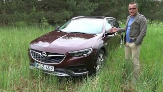 """AutoMedia Latvia"" tests: ""Opel"" greznais lauku variants - ""Insignia Country Tourer"""