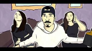 Oriente Vagabundo é Foda ft. Pedro Qualy & Self Provoked rap music videos 2016