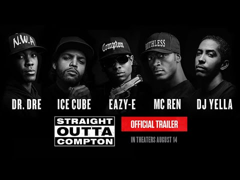 Film Straight Outta Compton o hiphopové kapele N.W.A vstupuje do našich kin