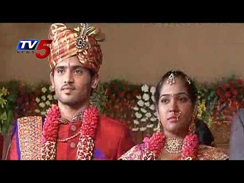 TDP leader Haribabu Daughters Marriage Held in Tirupathi : TV5 News