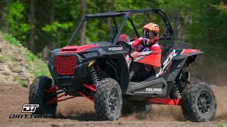 4. Full REVIEW: 2018 Polaris RZR XP Turbo DYNAMIX