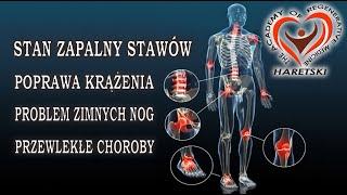 Cofnięcie Koksartrozy Zwyrodnienie i Bóle, Bez Endoprotezy Kolana i Biodra, Stan Zapalny Stawów...