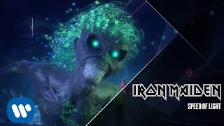 Iron Maiden - Speed Of Light (Official Video)