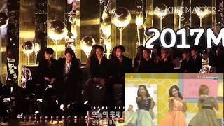 #EXO reaction to #Twice