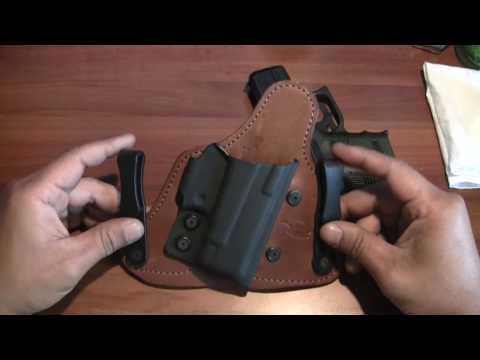 Glock 26 CompTac Minatour holster update