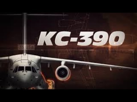 Episode 01:   KC-390 by Embraer