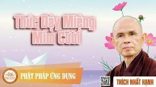 Thức Dậy Miệng Mỉm Cười - Thiền Sư Thích Nhất Hạnh