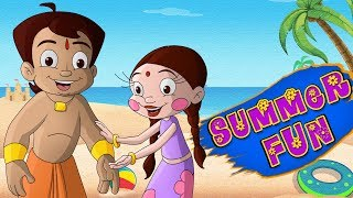 Video Chhota Bheem - Summer Fun MP3, 3GP, MP4, WEBM, AVI, FLV November 2018