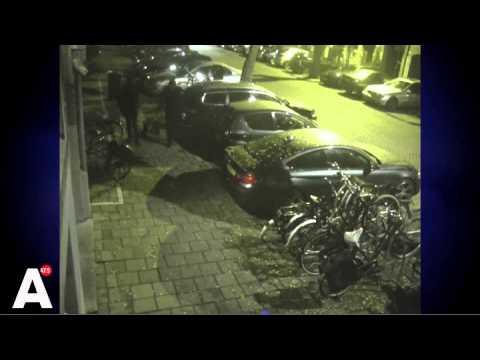 Nachtportier met de dood bedreigd en mishandeld tijdens overval