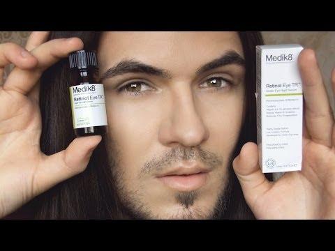 Medik8 - Retinol Eye TR , Dermaheal - Super Brightening Mask Recenzia / Review