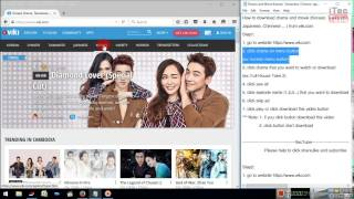 Video How to download Drama (Korean, Taiwanese, Chinese, Japanese) from viki.com MP3, 3GP, MP4, WEBM, AVI, FLV Januari 2018