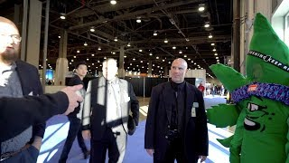WE GOT KICKED OUT OF MJ BIZ CON W/ MR WEEDY by HighRise TV
