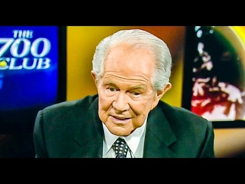 """kenyan - TV preacher Pat Robertson warned his viewers this week that they needed to be careful when traveling to African countries like Kenya because """"the towels could have AIDS."""" Read More At:..."""