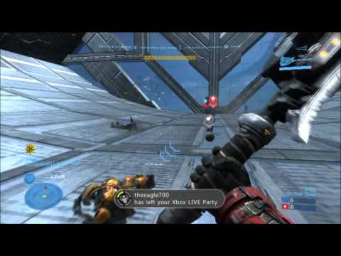 Halo Reach Multiplayer - Note: The audio is hard to hear at times since Bungie didn't add any volume controls in this game... Also more regularly scheduled BTB coming soon! In this s...
