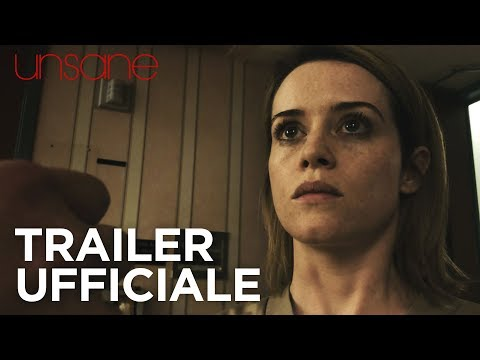 Preview Trailer Unsane, trailer italiano ufficiale