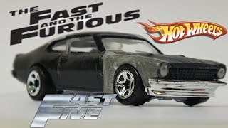 Nonton Fast and Furious Five - Han's Ford Maverick - Fast 5 Film Subtitle Indonesia Streaming Movie Download