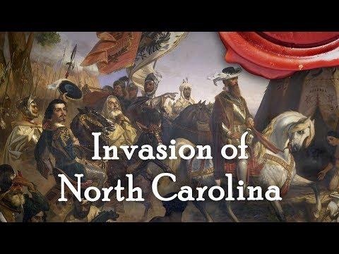 Spanish Invade North Carolina!