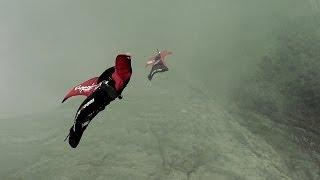 Wingsuit Pilot Narrowly Escapes Collision w/ Gondola at Tianmen Mountain | The Perfect Flight, Ep. 3