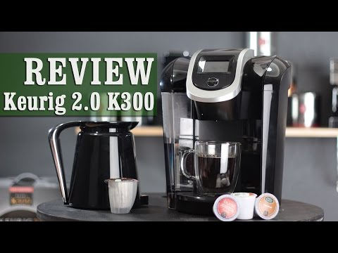 Keurig 2.0 Review – K300 Series Coffee Maker with Carafe