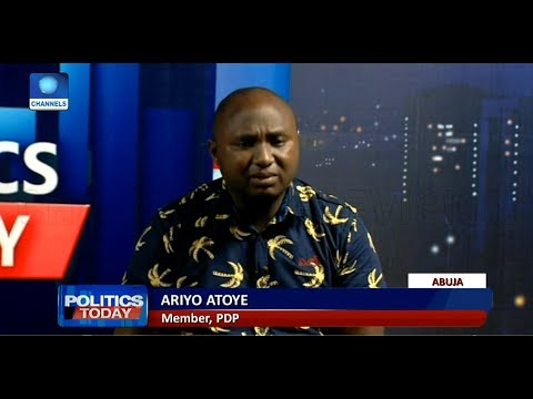 PDP Member Blasts Tinubu For Reacting To Saraki's Defection |Politics Today| (видео)