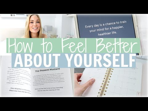 20 SELF CARE IDEAS | FEEL BETTER ABOUT YOURSELF