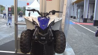 3. Yamaha YFZ50 (2017) Exterior and Interior