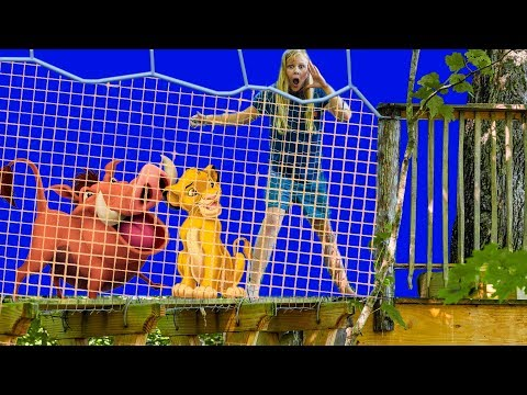 Lion King Jungle TreeHouse Hide N Seek With Simba And The Assistant