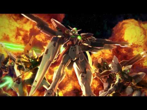 PS4『GUNDAM VERSUS』繁體中文版片頭動畫