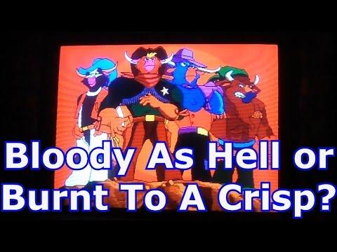 COWboys of Moo Mesa Arcade Gameplay