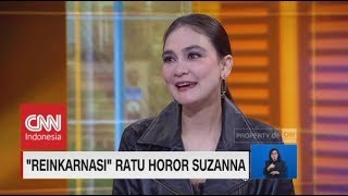 "Download Video Luna Maya, ""Reinkarnasi"" Ratu Horor Suzanna MP3 3GP MP4"