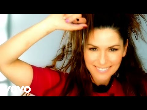 Shania Twain - Up! (Official Music Video) (Green Version)