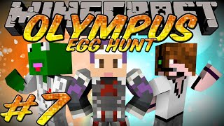 Minecraft Olympus Friendly Egg Hunt Episode 7 - Grave Robbers!