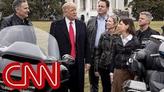 Video Trump blasts Harley-Davidson over production move MP3, 3GP, MP4, WEBM, AVI, FLV November 2018