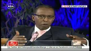 Jeff Koinange Live With Former NA Speaker Farah Maalim And Lawyer Ahmednasir Abdullahi Part 2