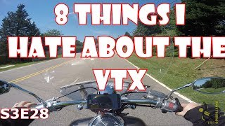 5. s3e28 - 8 Things I Hate About the 2005 VTX 1300c