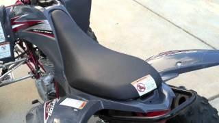 7. 2008 Yamaha Raptor 250