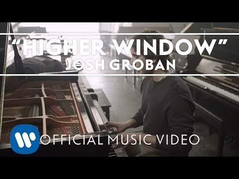 Tekst piosenki Josh Groban - Higher Window po polsku