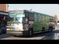 MTA Bus: On Board 2006 MCI D4500CL [#3276] BxM8 Express Bus to Midtown via Bruckner Expressway
