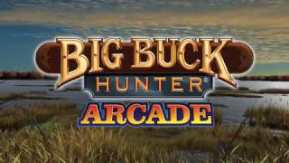 Big Buck Hunter Arcade Trailer